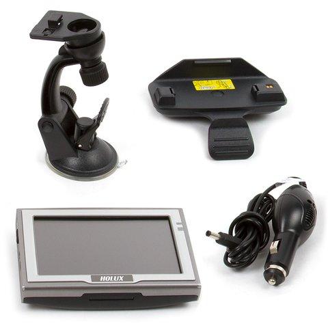 Автомобильный навигатор Holux GPSmile 55 Превью 1