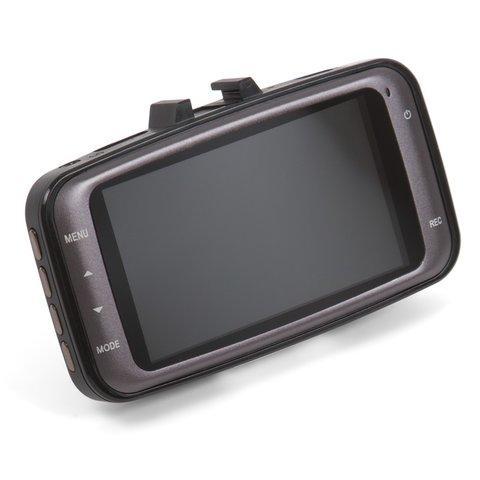 Автовидеорегистратор с GPS и монитором Globex GU-DVF002 Превью 1