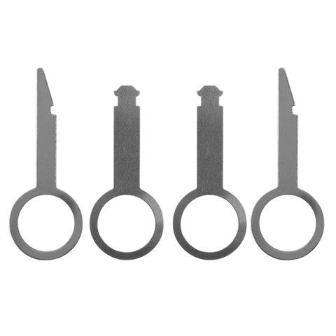 Набор инструментов для снятия обшивки (36 предметов) Превью 23