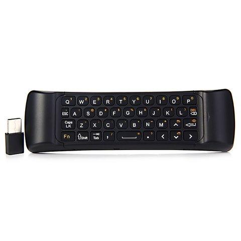 Аэромышь / беспроводная клавиатура с функцией Air Mouse MINIX NEO A2Lite Прев'ю 1