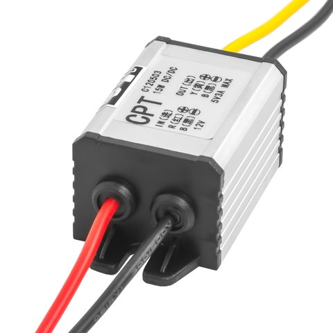 Car Power Inverter 7-30 V to 5 V Preview 5
