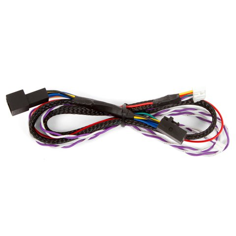 Rear View Camera Connection Adapter for Mercedes-Benz NTG4 5 with Parking  Guidelines