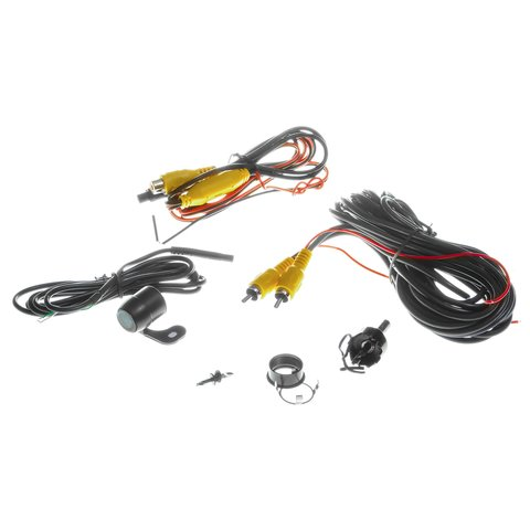 Universal Car Camera CS-C0001 with Two Mounting Types Preview 5