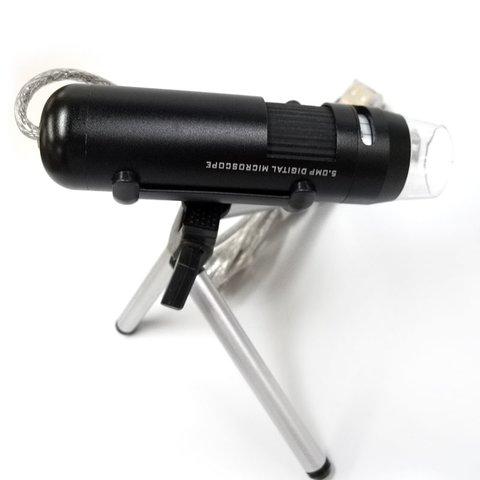 USB-мікроскоп Microsafe ShinyVision MM-8500U (5,0 Мп) Прев'ю 2