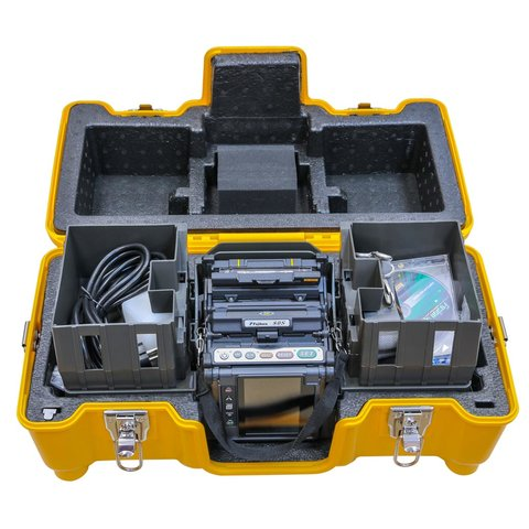 Зварювальний апарат для оптоволокна Fujikura 80S+ Прев'ю 5