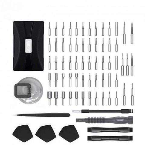Набір для ремонту мобільних телефонів і планшетів Jakemy JM-8172 (73 в 1) Прев'ю 2