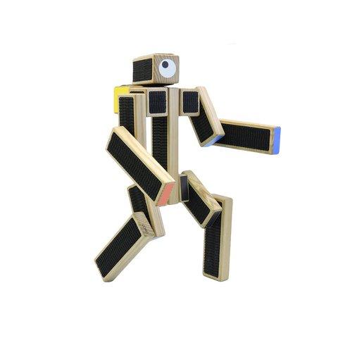 Конструктор COKO Строительные кубики 22 Превью 10